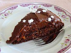 Vegagyerek: Édesburgonyás csokitorta Vegan Cake, Meatloaf, Pie, Pudding, Desserts, Recipes, Food, Torte, Tailgate Desserts