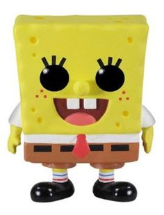 Funko Pop TV: Spongebob Vinyl Figure