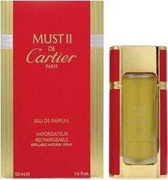 http://cheune.com/health Must II de Cartier by Cartier for Women 3.3oz Eau de Toilette Spray