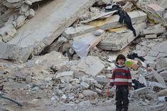 Bombardeo Siria 2018 #Francia y #ReinoUnido