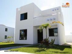 #conjuntosintegrales LAS MEJORES CASAS DE MÉXICO. En Grupo Sadasi, contamos con diferentes prototipos de vivienda adaptados a los requerimientos de las familias mexicanas. Uno de ellos es el modelo Montreal, una bonita casa que cuenta con 160 m2 de terreno y 118.28 m2 de construcción; además de 3 recámaras, sala, comedor, terraza, 2 baños y patio de servicio. Le invitamos a adquirir su nuevo hogar en nuestros desarrollos de Yucatán. www.sadasi.com