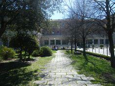 Il parco dell'Hotel