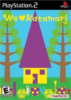 We Love Katamari - PlayStation 2
