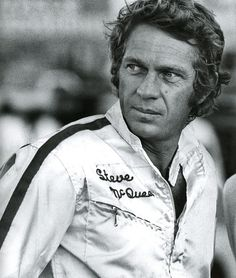 "Les images d'une vie Terence Stephen ""Steve"" McQueen (Born 24 Mar 1930 – Died 07 Nov was an American movie actor. He was nicknamed ""The King of Cool."" He was an avid racer of both motorcycles and cars."