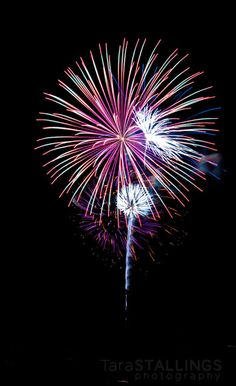 Photographing Fireworks!