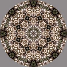Fawn Meadow Mandala