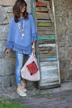 Winter Fashion Outfits, Boho Outfits, Autumn Winter Fashion, Boho Fashion, Casual Outfits, Womens Fashion, Brogues Outfit, Boho Chic, Estilo Country