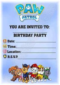 Free Printable Boys Birthday Party Invitations Boy birthday