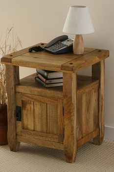 Pallet side table pallet ideas pallets side tables and pallet bedside table watchthetrailerfo