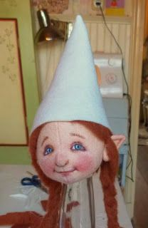 Pip's poppies: Little Gnome girl