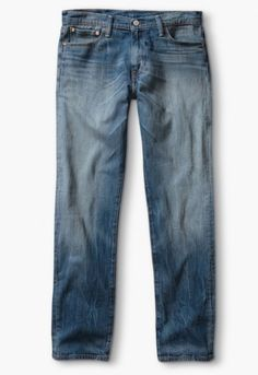 504™ Regular Straight Jeans.