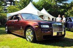 Rolls Royce, Bmw