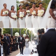 Everyone was overwhelmed with emotion at @shaq_will and @drew430 wedding. So many gorgeous details on the blog now! Thanks for sharing your love story with us . Photos: @bypetronella // bridal styling: @vaingloriousbrides // hair: @nicky_b_on_hair // bride's gown: @jeanralphthurin // flowers: @divablooms #munaluchi #munaluchibride #weddingthings #inlove #bridehive