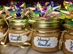 Food Fitness by Paige: Honey Roasted Peanut Butter
