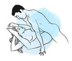 Yep, 65 awesome positions to spice up your sex life. You're welcome.