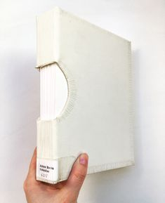 White book by Novi, Carla, Glasgow School Of Art, White Books, Book Collection, Artists, Learning, Teaching, Artist, Studying