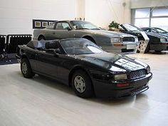 Aston Martin Virage Volante Junior Car no. 3 of 10 built