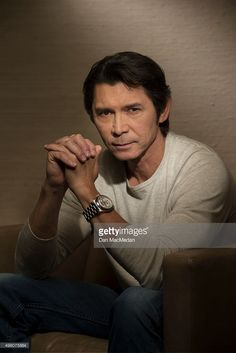 Actor Lou Diamond Phillips is photographed for USA Today on November 2015 in Burbank, California. Get premium, high resolution news photos at Getty Images Native American Actors, Native American Quotes, American Indians, Longmire Tv Series, Walt Longmire, November Pictures, Love My Man, Tough Guy, Best Western