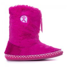 Buy Marilyn TPR Ladies Classic Faux Fur Hot Pink Slipper Boots at Bedroom Athletics - Quality designer slippers for women in a range of colours & sizes. Natural Organic Makeup, All Natural Skin Care, Pink Slippers, Womens Slippers, Slipper Boots, Partner, Ugg Boots, Faux Fur, Uggs