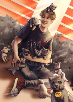 Kids Talent, Kids Fans, Chris Chan, Dark Anime Guys, Kpop Drawings, Kid Memes, Kids Wallpaper, Kpop Fanart, Cute Korean