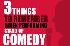 3 Vital Things To Remember When Performing Stand-up Comedy Writing Poetry, Writing A Book, Writing Tips, Stand Up Comedy Tips, Comedy Acts, Writing Resources, Screenwriting, New Job, The Magicians