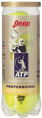 Penn ATP Regular Duty Tennis Balls (Case) >>> Click image to review more details.