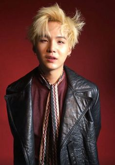 Suga for Marie Claire