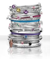 Arm Candy Stacking Bangles