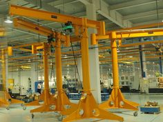 The JIB cranes we offer are useful in various industries that deal with heavy goods and need to work with different sorts of machineries.  #JibCrane #JibCraneManufacturer #JibCraneSupplier #JibCraneIndia #jibcranepriceinindia #GantryCranesManufacturer #GantryCraneIndia