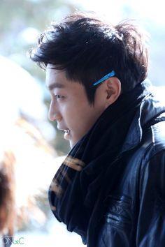 윤두준 Yoon Doo Joon, Beast, Highlights, Waves, Kiss, Luminizer, Hair Highlights, Ocean Waves, Kisses