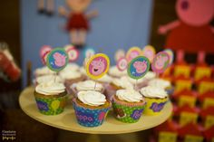 Peppa Pig Birthday Party Ideas | Photo 6 of 13 | Catch My Party