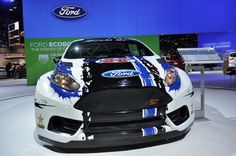 Ford Fiesta ST Heads To Global RallyCross Championship Racing Car Design, Chicago Auto Show, Ford Fiesta St, Race Cars, Trucks, Fiestas, Drag Race Cars, Truck, Rally Car