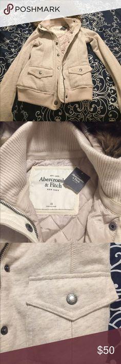 XS Abercrombie & Fitch jacket XS Abercrombie & Fitch jacket Abercrombie & Fitch Jackets & Coats