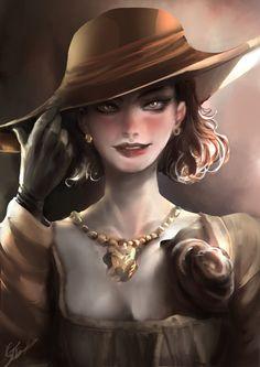Resident Evil, Lady