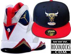 Custom Chicago Bulls New Era 59Fifty Fitted Cap   ROCK-N-JOCKS Fitted  Baseball 184ac57f5ccb