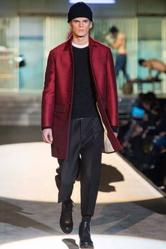 This jacket is amazing. The colour is perfect! Dsquared Fall 2014