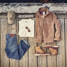 The Mount Davis Jacket & Britton Hill Boots. Our two must-haves this season. Shop the entire collection now.