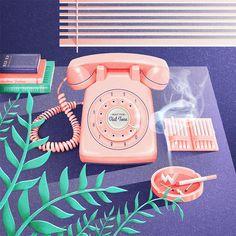 Rotary Phone on Behance