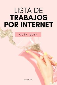 Lista actualizada de trabajos que podrás realizar desde casa para ganar dinero por internet en este 2019! #trabajardesdecasa #trabajarporinternet #ideadenegocio #negociosrentables #negocioscreativos #emprendimiento #emprendimientoideas #emprendedores  #emprendimientodigital #emprendimientoonline Make Money From Home, How To Make Money, Content Manager, Bussines Ideas, Virtual Jobs, Internet Jobs, Girl Boss Quotes, Start Ups, Online Work