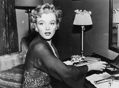 Marilyn Monroe,film,1952,Don't Bother to Knock