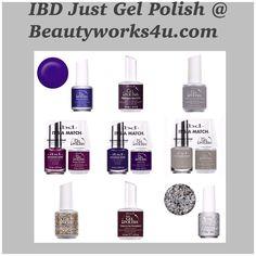 Ibd Just Gel Polish, Gel Nail Polish, Gel Nails, Cnd Shellac, Maybelline, Makeup, Gel Nail, Make Up, Beauty Makeup