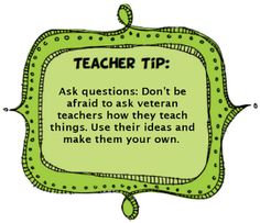 Mrs. McDonald's 4th Grade: Teacher Tips!