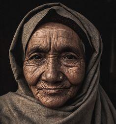 Photo Nepali Portrait by Rick Hemi on 500px