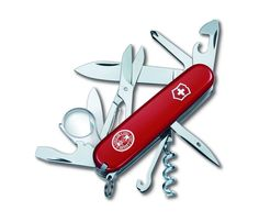 The Swiss Army Eagle Scout Explorer by Victorinox comes with the official Boy Scout Eagle Scout insignia on the handle and makes a great gift for your favorite Eagle Scout. Custom engraving on the Eagle Scout Explorer at Swiss Knife Shop. Explorer 1, Evolution 10, Victorinox Swiss Army Knife, Victorinox Knives, Swiss Army Pocket Knife, Utility Knife, Knives And Tools, Tactical Knives, Tactical Gear