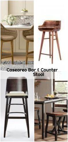 "Caseareo Bar & Counter Stool , Trent Austin Design Caseareo 24.5"" Bar Stool & Reviews   Wayfair... ,  #bar #Caseareo #Counter #Stool 5 Bar, Counter Bar Stools, Table, Design, Furniture, Home Decor, Decoration Home, Room Decor, Counter Height Stools"