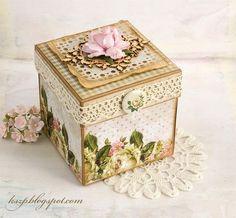 Magic box   Поделки своими руками