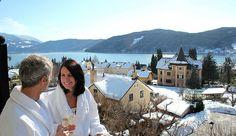 Winterlove#Millstättersee#Carinthia#Austria#romantic lakeside