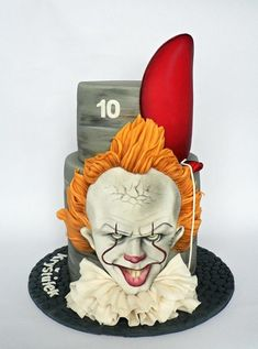 It Movie Themed Birthday Plete With Pennywise Amp A