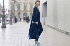 couture spring summer 2015 street style
