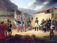 23 novembre 1808, nella battaglia di Tudela, durante la Guerra d'indipendenza spagnola, la Grande Armata guidata da Napoleone Bonaparte sconfigge l'esercito spagnolo.